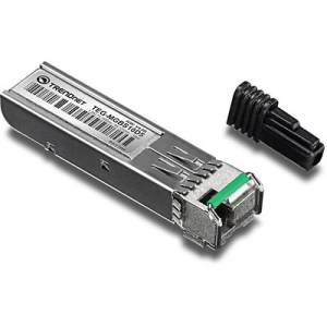 Mini-GBIC (SFP) Dual Wavelength Single-Mode LC Moodul / 10km (töötab koos TEG-MGBS10D3-ga)