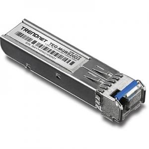 Mini-GBIC (SFP) Dual Wavelength Single-Mode LC Moodul / 20km (töötab koos TEG-MGBS10D5-ga)
