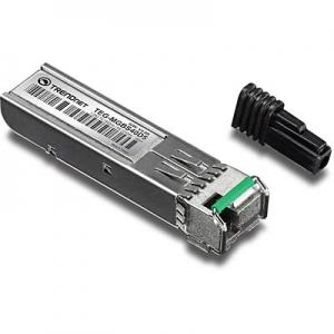 Mini-GBIC (SFP) Dual Wavelength Single-Mode LC Moodul / 40km (töötab koos TEG-MGBS40D3-ga)