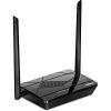 WiFi Ruuter: LAN / WAN 10/100Mbps, 2 x 5dBi antennid, 2.4GHz 802.11b/g/n, 300Mbps