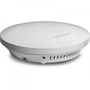 WiFi Access Point : 1x10/100/1000, N600 2.4 ja 5GHz AP, Klient, WDS, Repeater, Poe,8+8 ssid