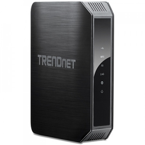 WiFi ruuter: LAN / WAN Gigabit, AC1200 8...