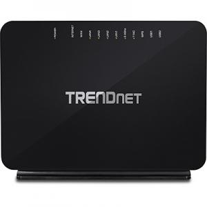 WiFi Ruuter: 3G/VDSL2/ADSL2+, WAN 1xGigabit, LAN 4x10/100, AC433 5GHz + N300 2.4GHz, 2xUSB 2.0