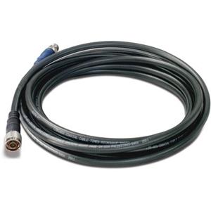 Antennikaabel: N(M) - N(F), UV- / ilmastikukindel 6.0m