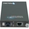 FO konverter: 1000Base-TX <> 1000Base-LX WDM Single Mode SC / 10km