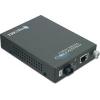 FO konverter: 1000Base-TX <> 1000Base-LX WDM Single Mode SC / 40km