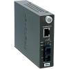 FO konverter: 10/100Base-TX to 100Base-FX Single Mode SC / 30km