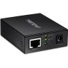 FO konverter: 100Base-T <> SFP Media Converter
