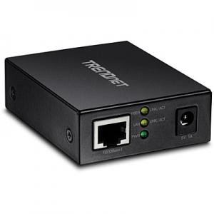 FO konverter: 10/100/1000Base-T <> 100/1000 SFP Media Converter