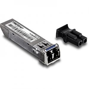 Tööstuslik Mini-GBIC Single-Mode LC Module (10KM)