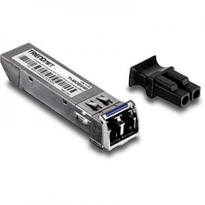 Tööstuslik Mini-GBIC Single-Mode LC Module (40KM)