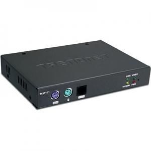 IP Juhtimisega KVM Switch (1 port)