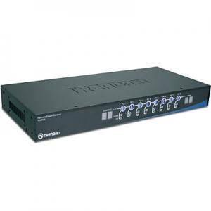 Toite Juhtimine läbi IP (8 x C13 toitepesa 220V)