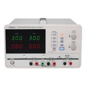 Labori toiteplokk programmeeeritav 3 kanaliga 2x0-30V/0-5A, 5V/3A