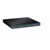 PoE Switch: 48-Port Gigabit Web Smart PoE+, 4 x Mini-GBIC (SFP) pesa,räkitav, 370W
