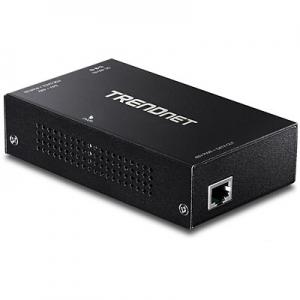 PoE repeater, 10/100/1000Mbps,15.4 ja 30w, pikendatav kuni 800m