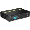 PoE Switch: 4 x PoE, 1 x 10/100Mbps, GREENnet, metall korpusega