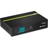 PoE Switch: 4 x Gigabit PoE+, 4 x Gigabit, kuni 30W pordi kohta