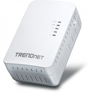 Powerline AP: 2 x 10/100 Mbps, 500Mbps,200Mbps seadmega ühilduv, Wifi 300Mbps