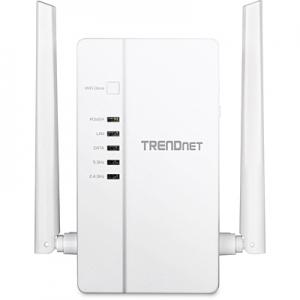 Powerline adapter/Access point:Powerline 1200Mbps, 1 x 10/100/1000Mbps. Wifi: AC867 Mbps + N300 Mbps, ühildub ka teiste kiirustega, energiasäästlik, kompaktne, kahe sagedusega wifi