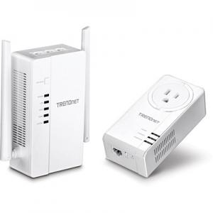 Powerline adapter/Access point:Powerline 1200Mbps, 1 x 10/100/1000Mbps. Wifi: AC867 Mbps + N300 Mbps, ühildub ka teiste kiirustega, energiasäästlik, kompaktne, kahe sagedusega wifi, kahene komplekt