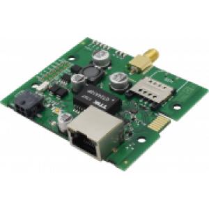 Tööstuslik LTE - Ethernet IoT Gateway, Mini SIM, 1 x Gigabit, RMS, OpenLinux, ilma korpuseta