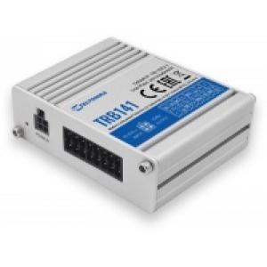 Tööstuslik LTE - Cat 1 input ja output Gateway,1x mini SIM, RMS, RutOS,