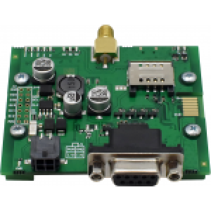 Tööstuslik LTE - RS232 IoT Gateway, Mini SIM, 1 x RS232, RMS, OpenLinux,