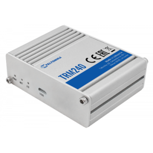 Tööstuslik LTE Cat 1 Modem, Mini SIM, microUSB, -40°C kuni 75°C