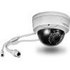 IP kaamera: öö / päev (öösel kuni 30m), 4MP 2688 x 1520@20fps H.264+, D-WDR , IP66, PoE, Kuppel