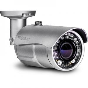 IP kaamera: öö / päev (öösel kuni 30m), 4MP 2688 x 1520@30fps, D-WDR, MicroSD, 4,2 x optiline zoom, kahesuunaline heli GPIO, IP66, PoE