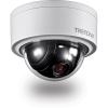 IP kaamera: 1920 x 1080@30fps, D-WDR, MicroSD, 4 x optiline zoom, kahesuunaline heli, PTZ, IP66, PoE+, Kuppel