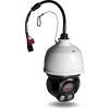 IP kaamera: öö / päev (öösel kuni 30m) 1920 x 1080@30fps, D-WDR,MicroSD, 4 x optiline zoom, kahesuunaline heli, PTZ 360, IP66, PoE+, Kuppel
