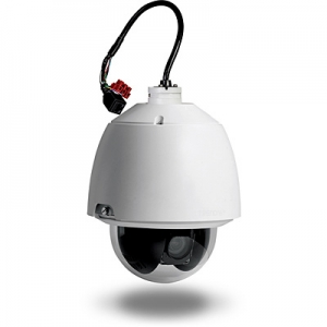 IP kaamera: 1280 x 960@30fps, D-WDR,MicroSD, 20 x optiline zoom, kahesuunaline heli, PTZ 360, IP66, PoE+, Kuppel