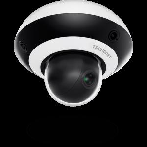 Mitme sensoriga IP kaamera: H.265 1080p PoE+ PTZ, IP66, PoE+, WDR, Micro SD