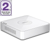 IP kaamerate videosalvesti: 4x10/100 PoE,1x10/100Mbps,2TB HDD sees, toetab kuni 6TB HDD, 1080p,HDMI, VGA, RCA,2xUSB, ONVIF ühilduv