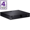 IP kaamerate videosalvesti:  32-le, 1x10/100/1000Mbps,komplektis 4TB HDD, kuni 2 x 6TB HDD, 1080p, HDMI, VGA, RCA,USB, ONVIF, räkitav