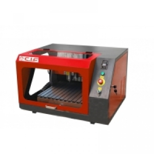 CNC prototyping machine 3 axix-3D Technodrill 3, Industry license