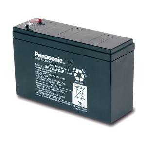 Pliiaku 12V 192W 6-9 aastat Panasonic UP-VWA1232P2