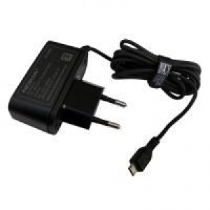 Toiteplokk plug-in 5V DC 1A Micro USB, must