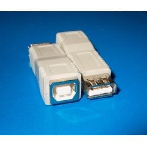 Üleminek USB A (F) - B (F)