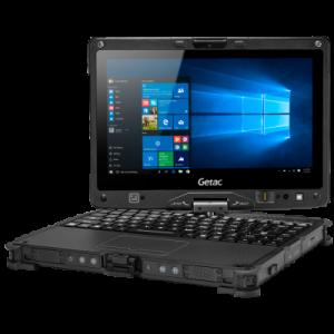 """Tööstuslik sülearvuti Getac V110-G5 11.6"""" Win10 Pro MIL-STD RS232 LTE"""