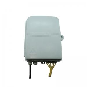 FO seinakarp 24 kiudu jätkuplaadiga plastik IP65 24xSC simplex tühi