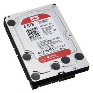 "Kõvaketas 3.5"" WD Red 4TB 6Gb/s SATA HDD"