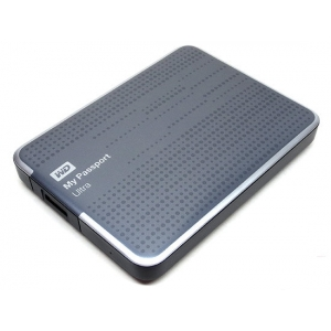 WD MyPassport Ultra 500GB USB 3.0/2.0 Titan