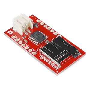 WTV020SD - helimoodul akutoite ja MicroSD pesaga