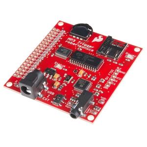 MP3 Trigger - helimoodul MicroSD kaardi pesaga