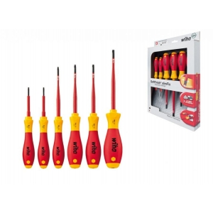 Screwdriver set 1000V Slim Fix Torx
