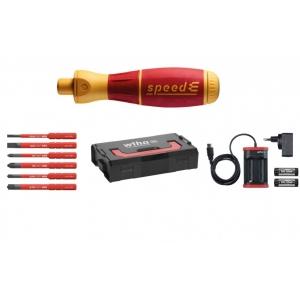 Elektriline kruvikeeraja speedE®, komplekt 1, 10 osa