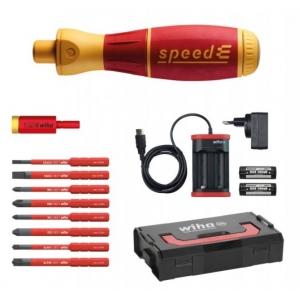Elektriline kruvikeeraja speedE®, komplekt 2, 13 osa